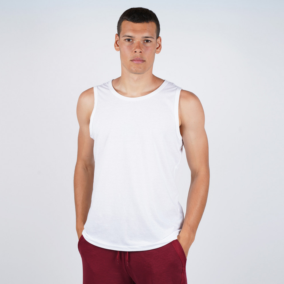 Body Action Men's Running Tank