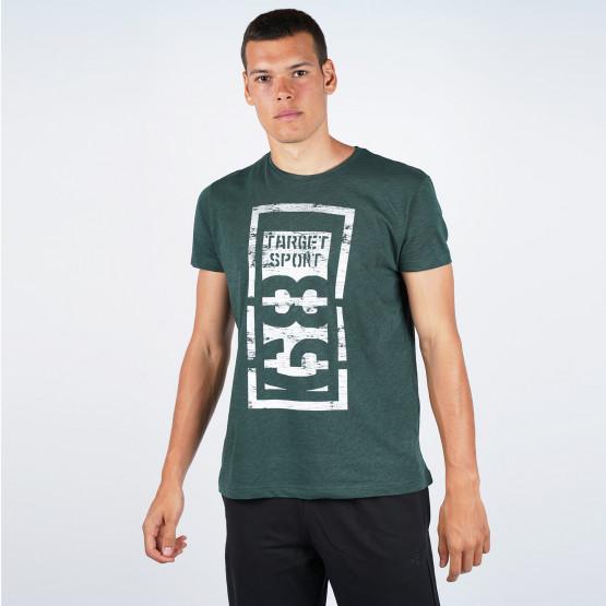 """Target T Shirt K/m Καλτσα Φλαμα """"Target 89"""""""