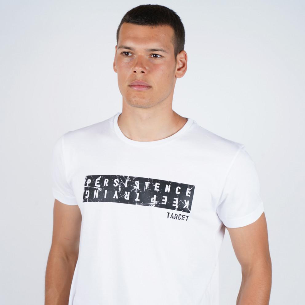"Target T Shirt Κ/μ Καλτσα 1/30 ""persistence"""