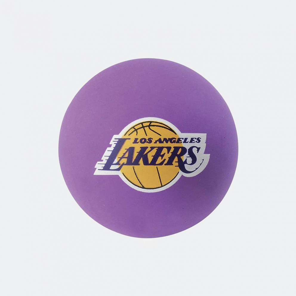 Spalding Bounce Spaldeen Ball Los Angeles Lakers Μπαλάκι