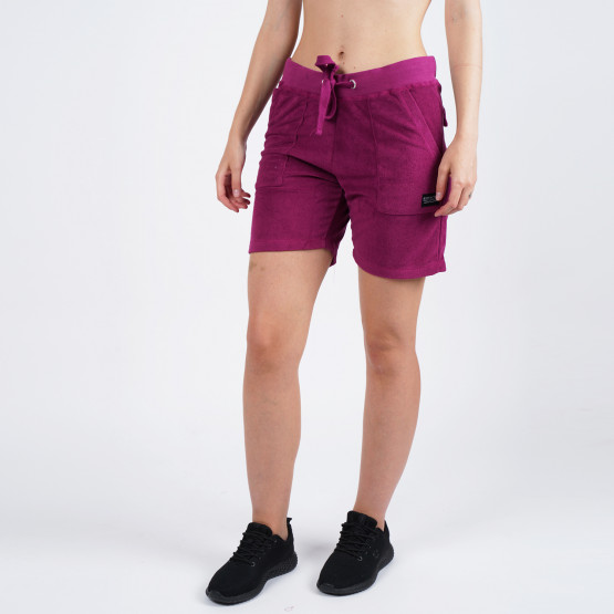 Body Action Women's Terry Shorts