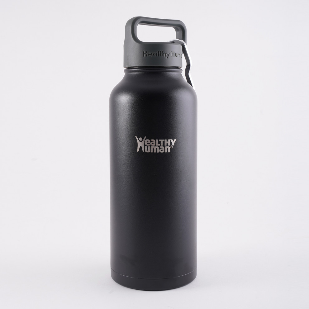Healthy Human Stein Bottle 32Oz/946Ml-Pure Black