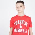 Franklin & Marshall CF LOGO TEE