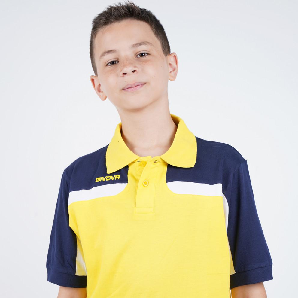Givova Polo Spring Kids' Polo T-Shirt