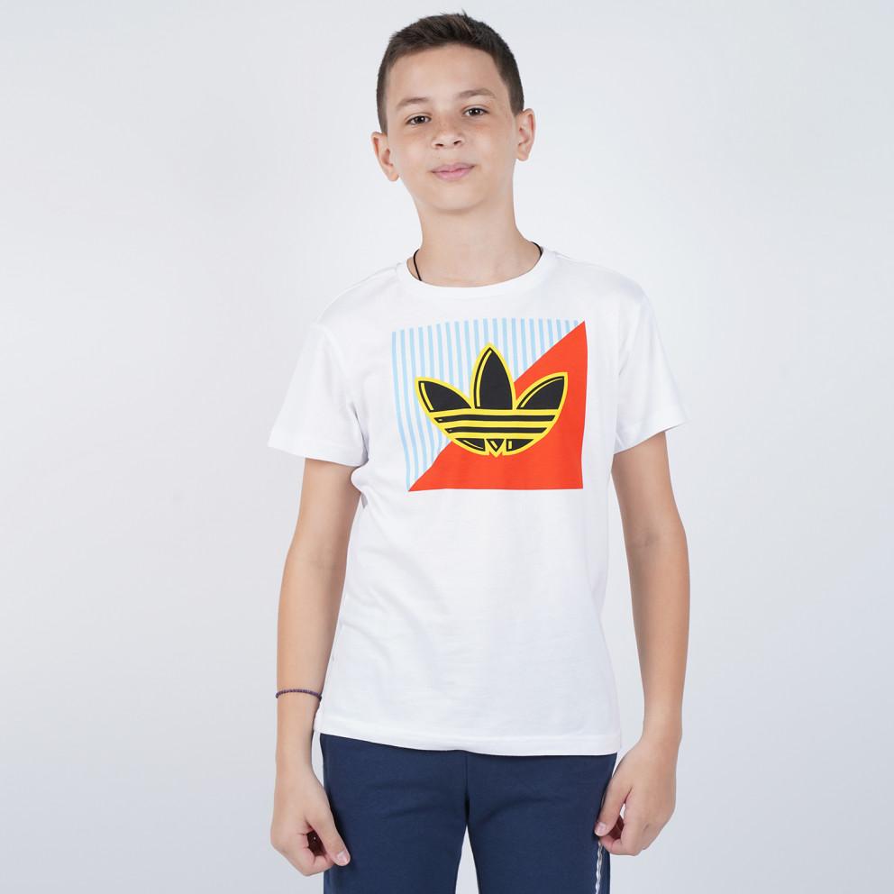 adidas Originals Youth Graphic Tee