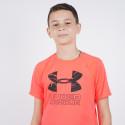 Under Armour Boys' Ua Tech™ Hybrid T-Shirt