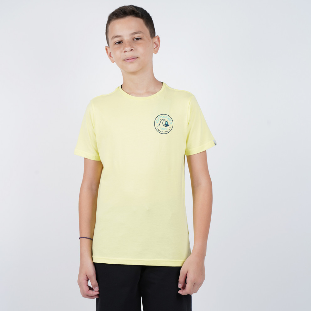 Quiksilver Close Call Kids' Tee