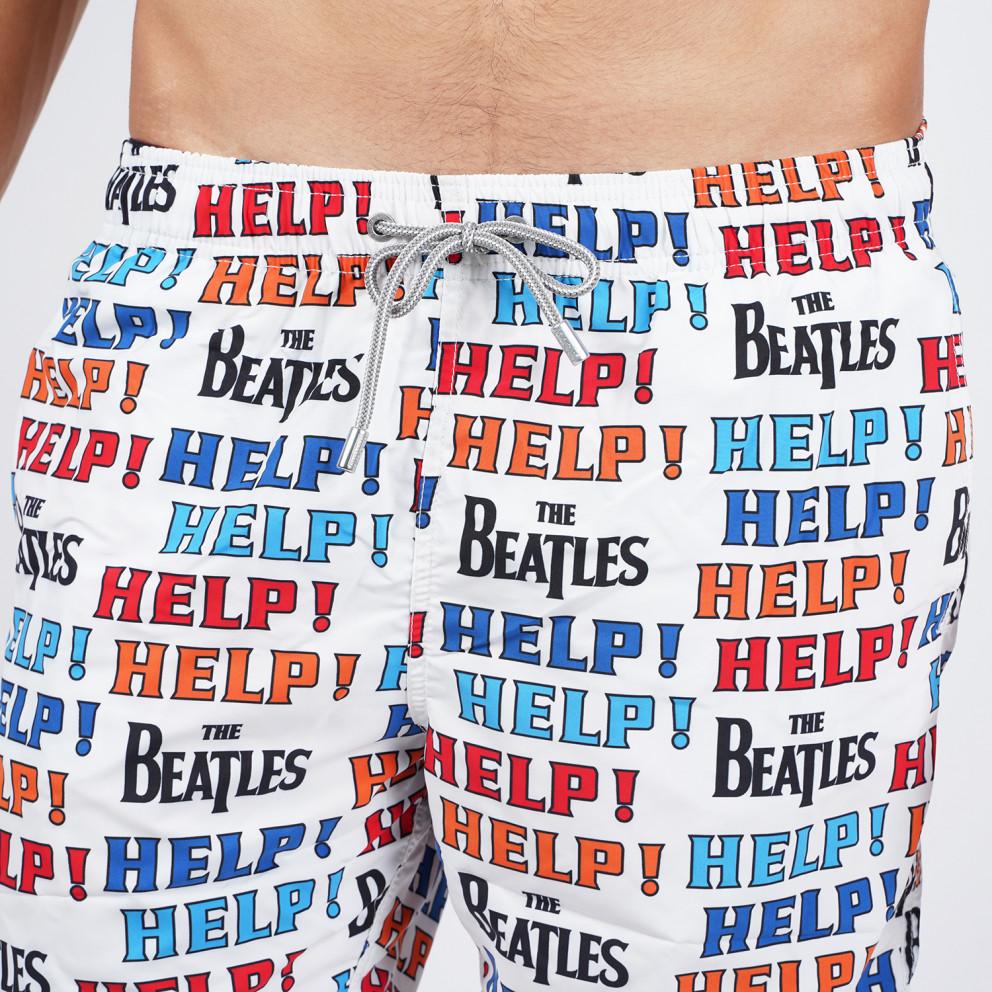 MC2 GUstavia Swimsuit Beatles Letters 01