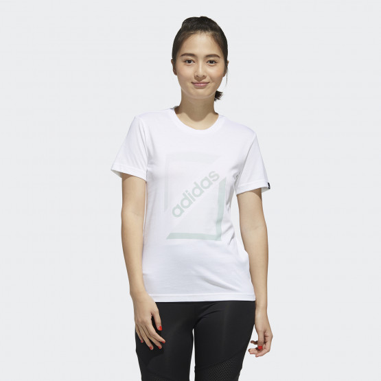 adidas Performance Women's Colorblock Tee