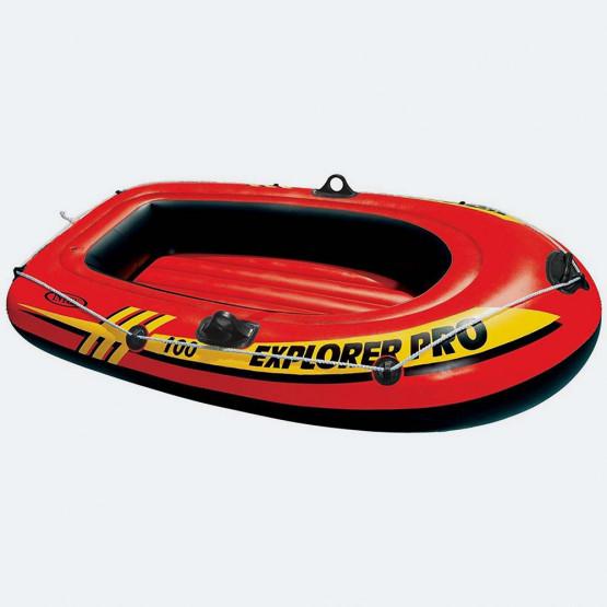 INTEX Explorer Pro 100 Φουσκωτή Βάρκα 160 X 94 X 29 Cm
