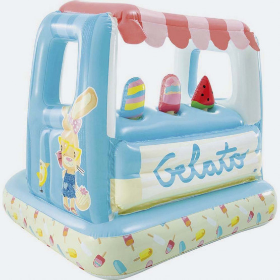 INTEX Ice Cream Stand Playhouse 127 x 102 x 99 cm