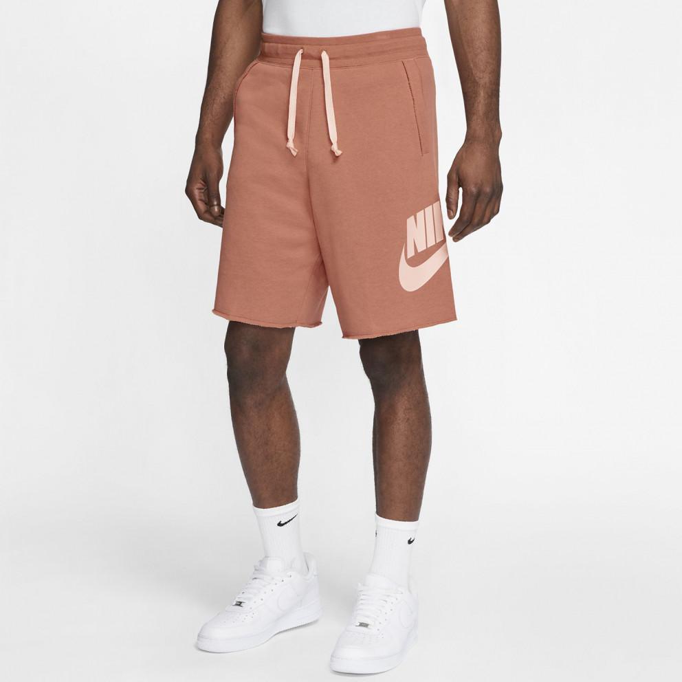 Nike M Nsw Sce Short Ft Alumni