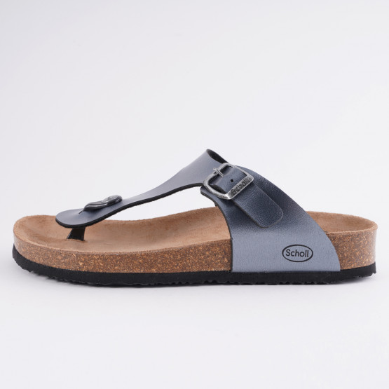 Scholl Sho Aurelia Grey Women's Sandals