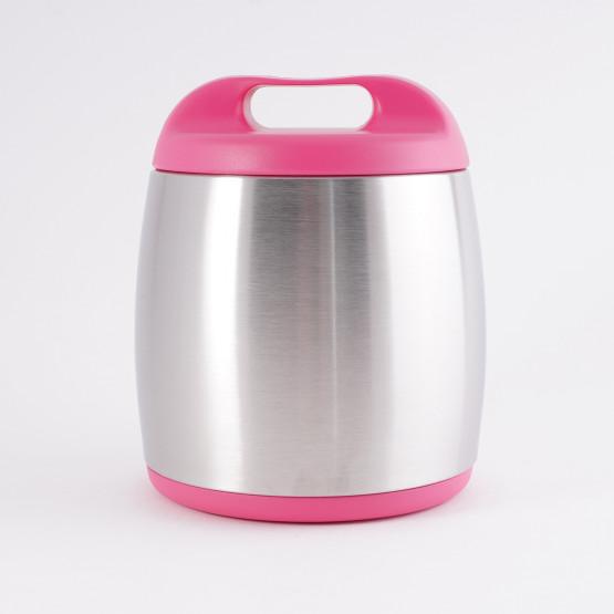 Chicco Ιnox Girl' Food Flask 350ml