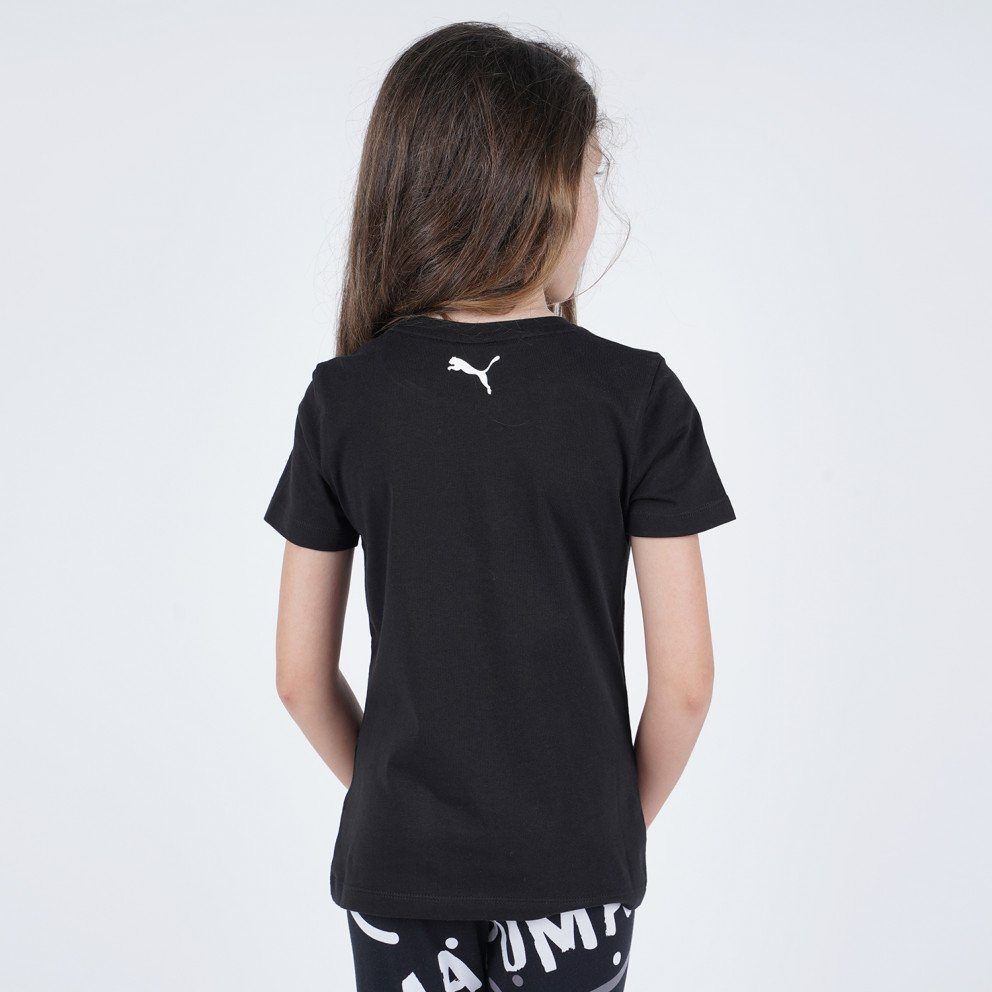 Puma Alpha Girls' Tee