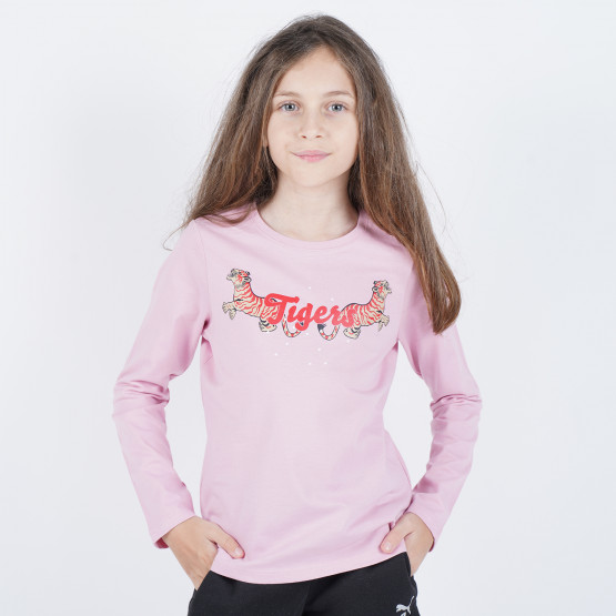Name it Girls' Long-SLeeve T-Shirt
