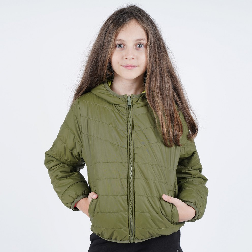 Name it Reversible Lightweight Kids' Puffer Jacket