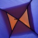 Escape Trail Ii Tent 4 People 210 X 180 X 130 Cm