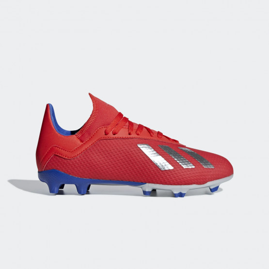 Adidas X 18.3 Firm Ground Cleats Kid's Boots Exhibit Pack
