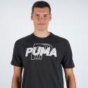 Puma Modern Sports Men's Logo Tee