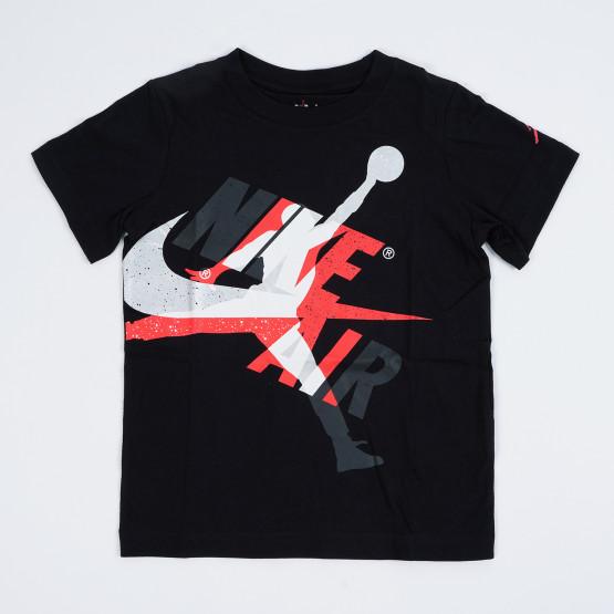 Jordan Jumpman Os Classic Graphic Παιδική Μπλούζα