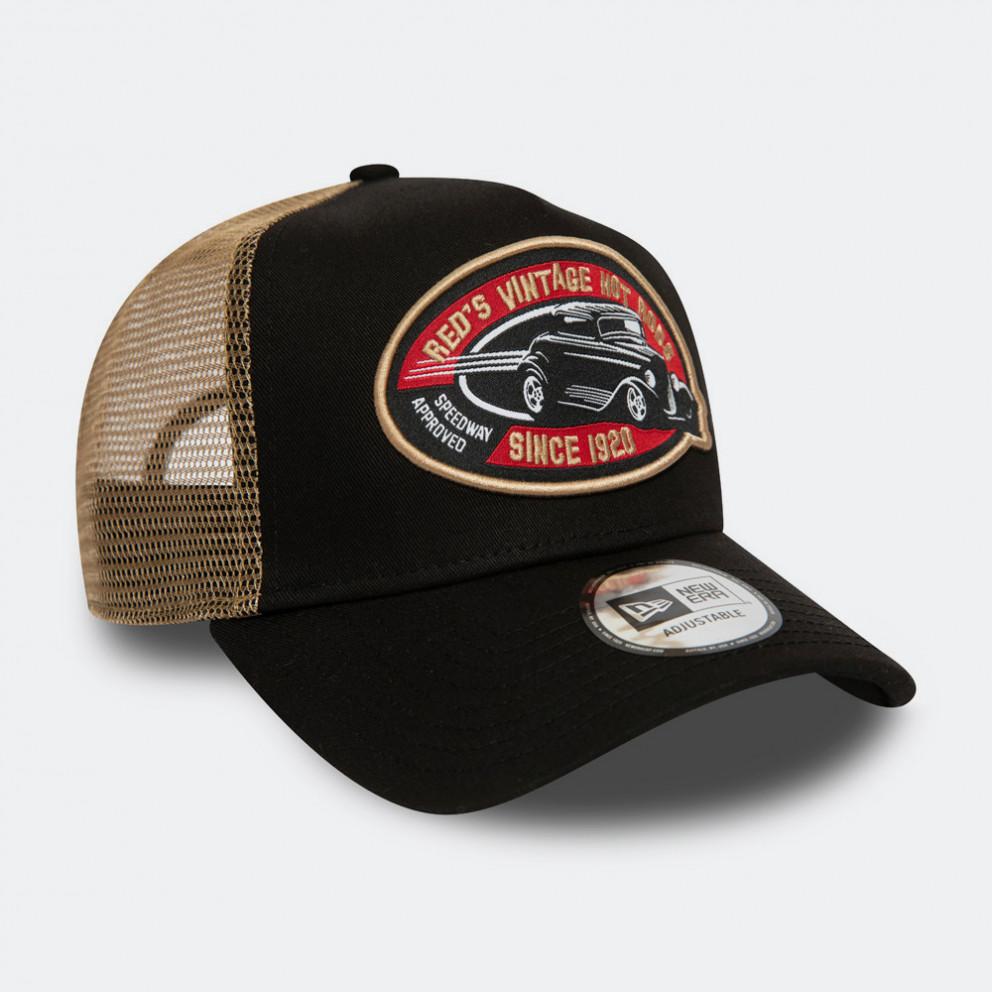 NEW ERA Hot Rod Trucker Pack Brw
