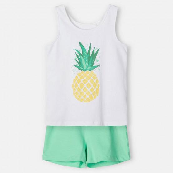 Name it T-Shirt Fem Knit Oco95/Ea5 Infants Shorts-Set