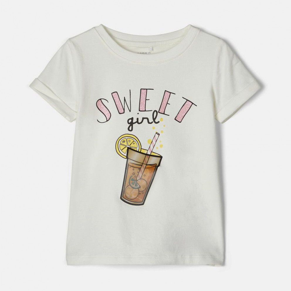 Name it Printed Gilrs' T-shirt