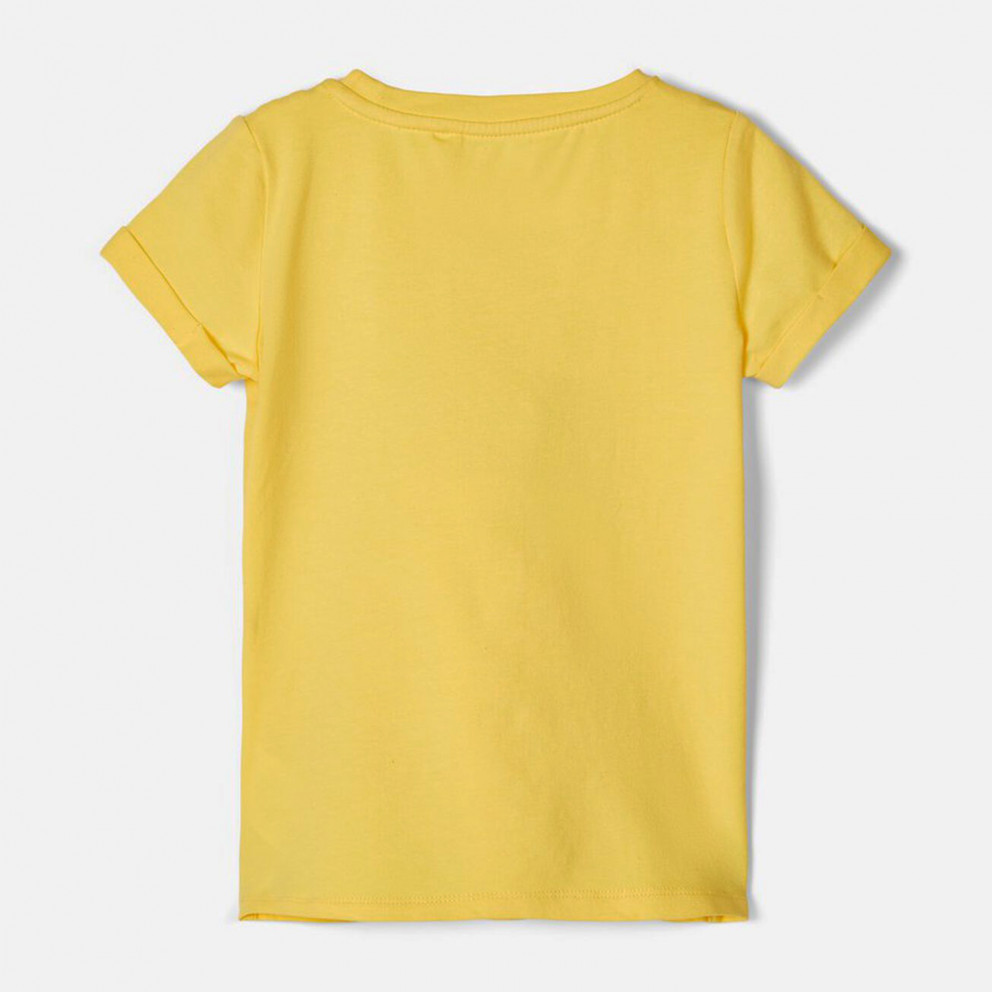 Name it Printed Gilrs' T-shirt