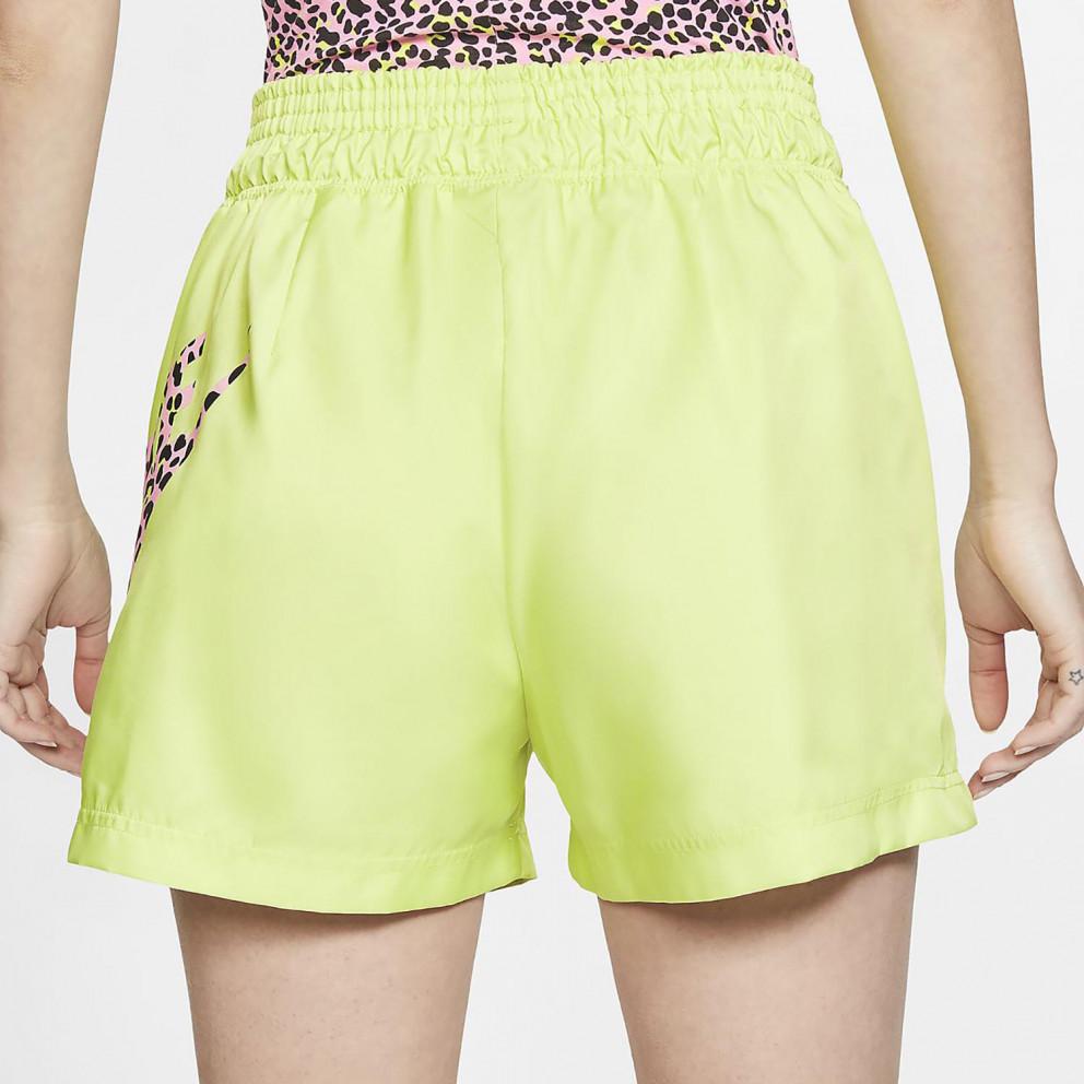 Nike W Nsw Wvn Prnt Pack Short
