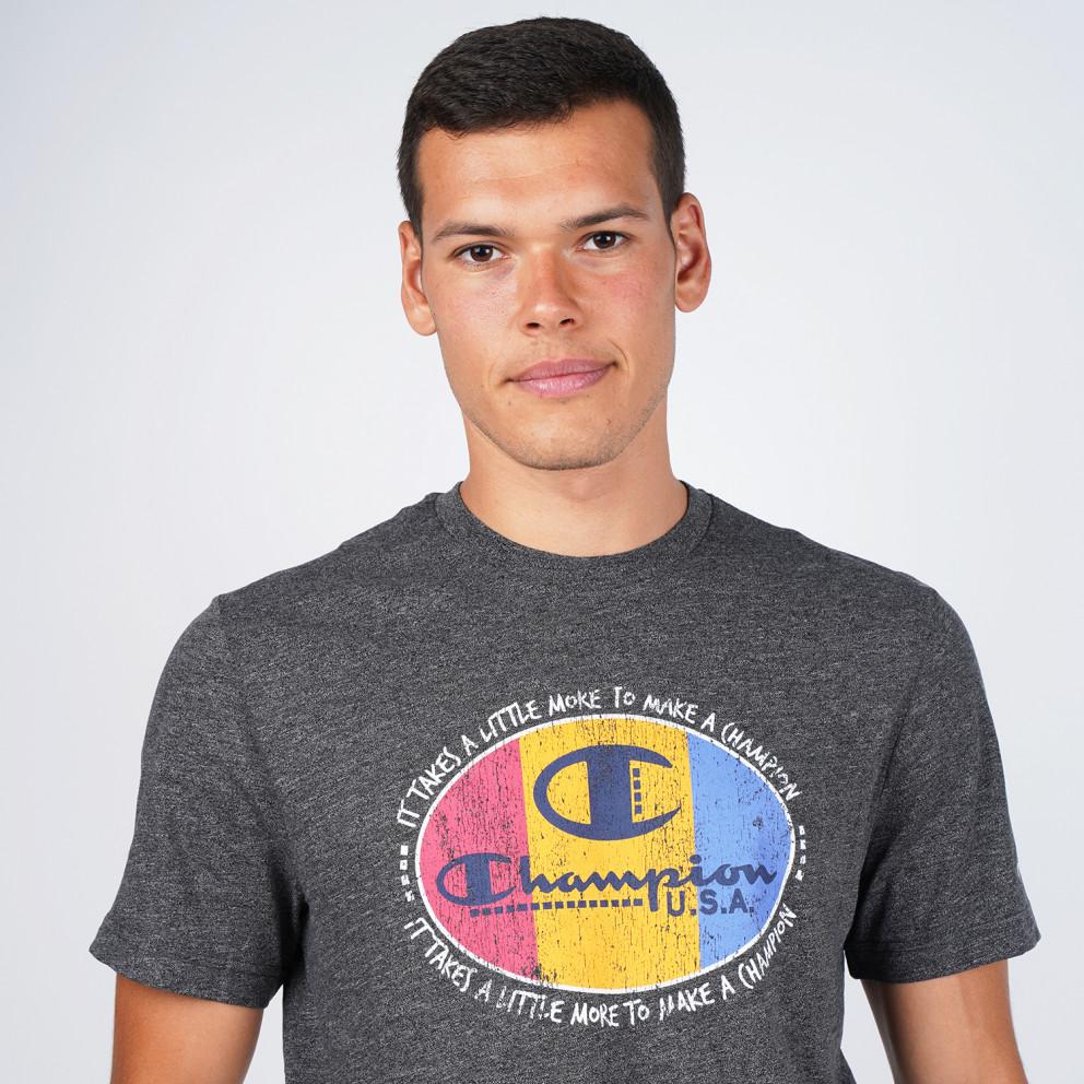 Champion Crewneck Man T-Shirt