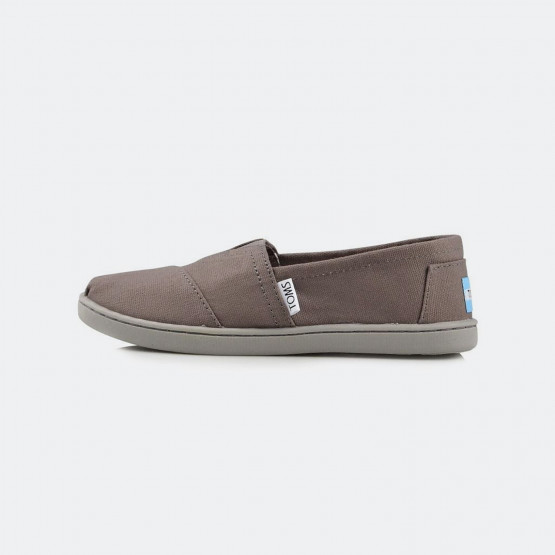TOMS Canvas Kid's Shoes