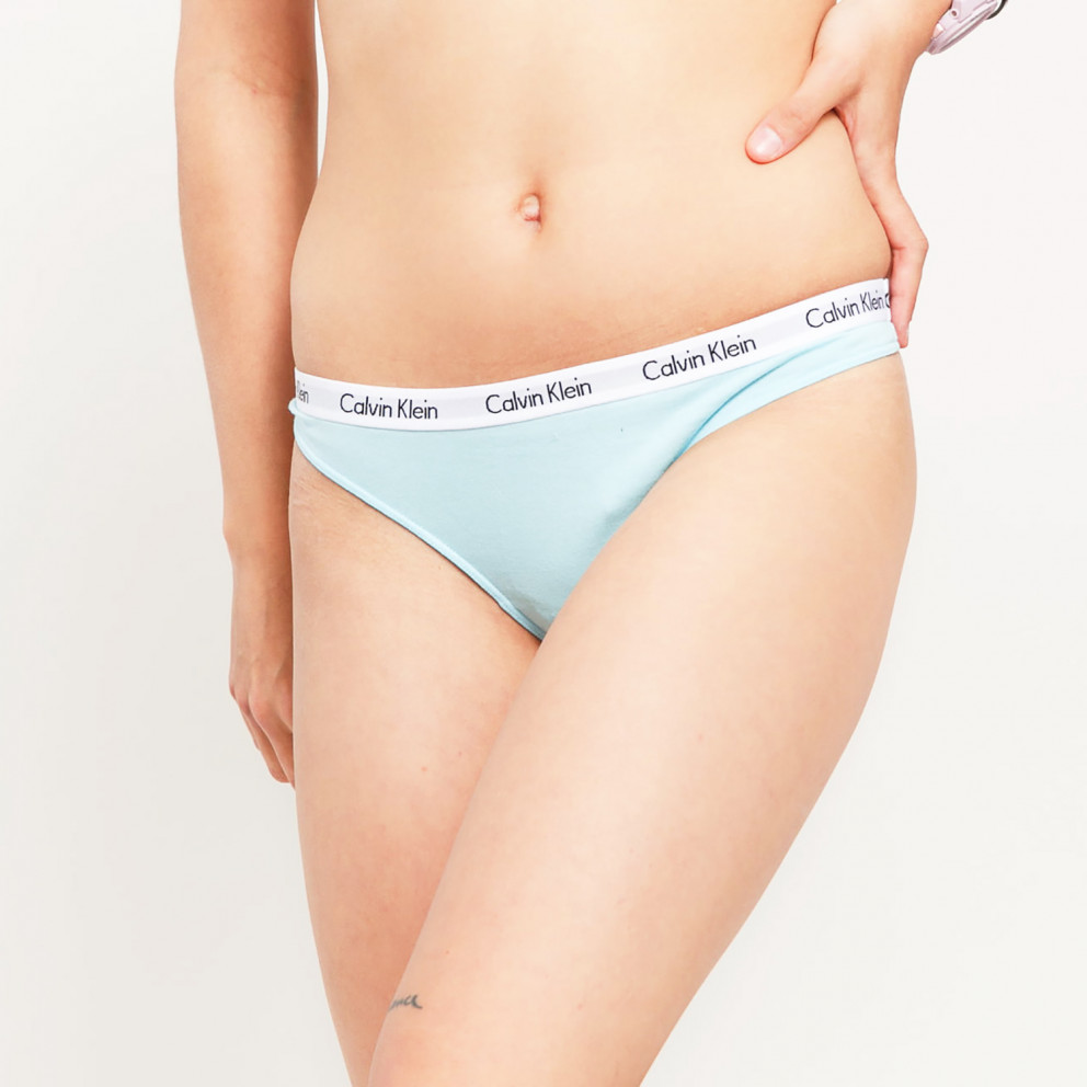 Calvin Klein Thong Women's 3Pack