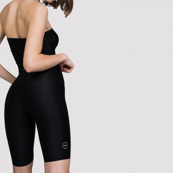 PCP Biker Short Leggings Γυναικείο Κολάν