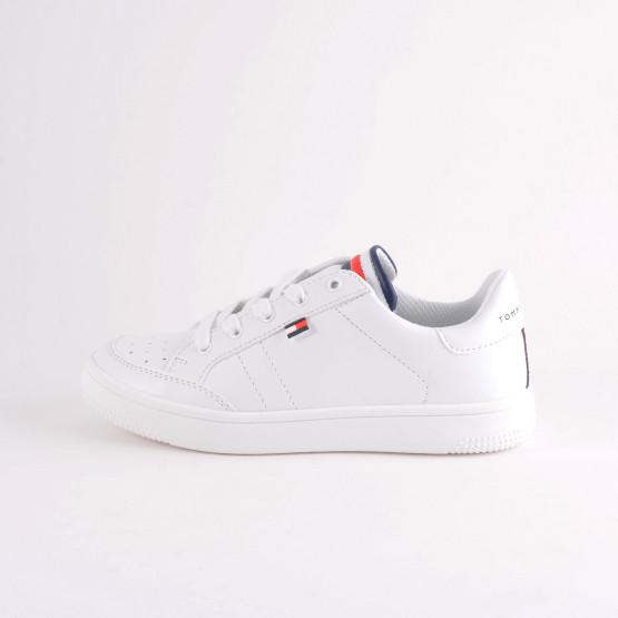 Tommy Jeans Low Cut Lace-Up Παιδικά Παπούτσια