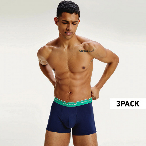 Tommy Jeans 3-Pack Wb Men's Trunks