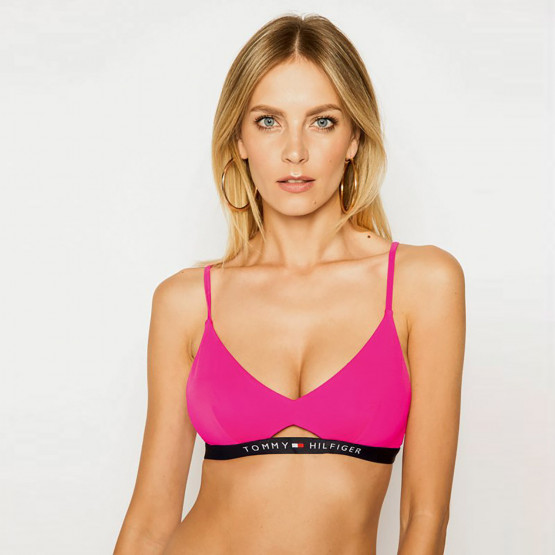 Tommy Jeans Bandeau Structured Women's Bikini Top