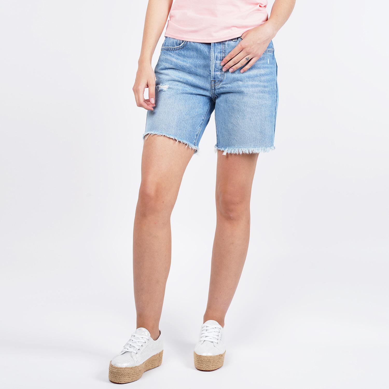 Levi's Women's 501 Mid Rise Shorts - Γυναικείο Σορτσάκι (9000048441_44388)
