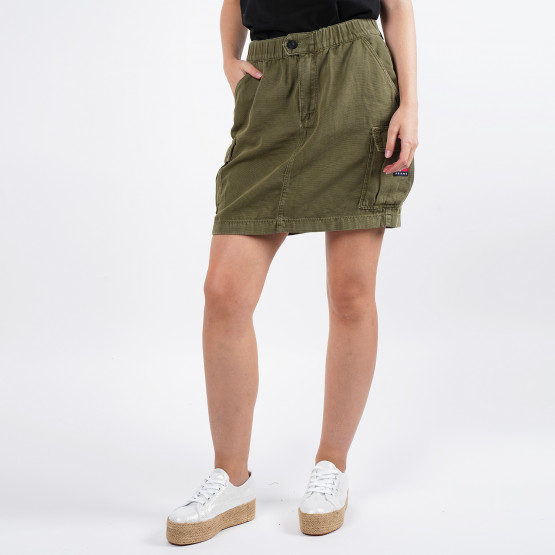 Tommy Jeans Short Cargo Woman Skirt