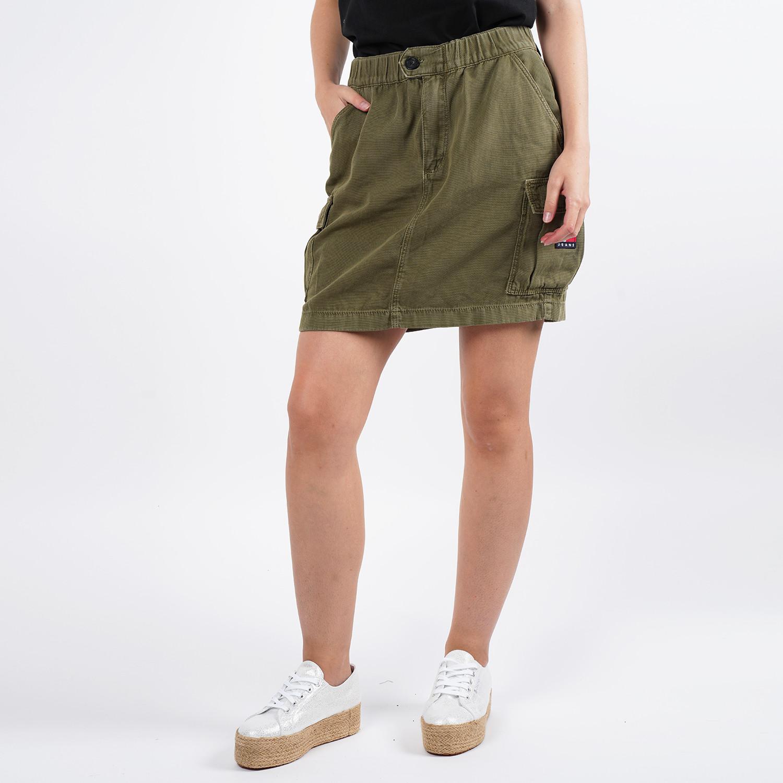 Tommy Jeans Short Cargo Skirt Γυναικεία Φούστα (9000051024_45105)
