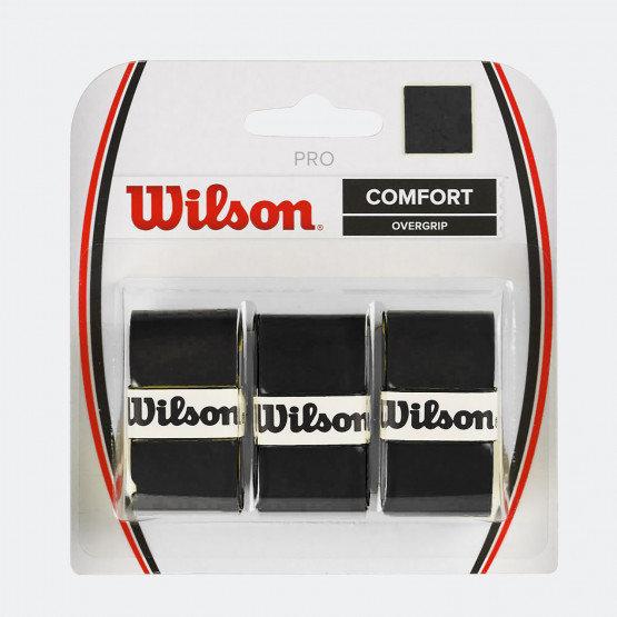 Wilson Pro Overgrip Sensation Σετ 3 Τεμαχίων