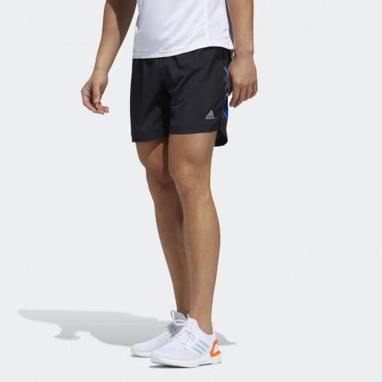 """adidas Performance Run It 3-Stripes 7"""" Ανδρικό Σορτσάκι"""