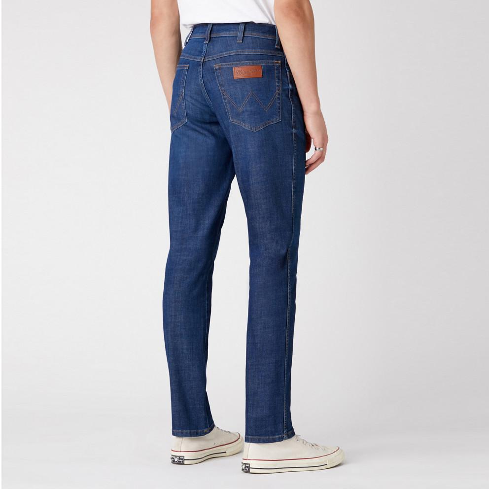 Wrangler Texas Slim Airlite Blue Woman Jean