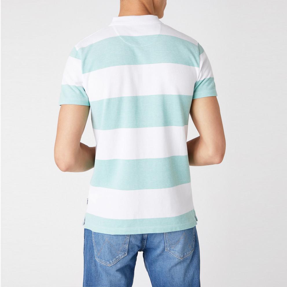 Wrangler Men'S Short Sleeve Polo Shirt