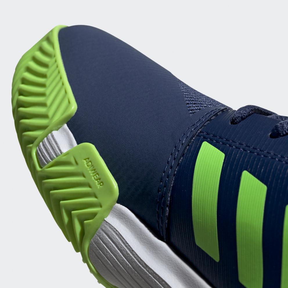adidas Performance CourtJam Παιδικά Παπούτσια για Τένις