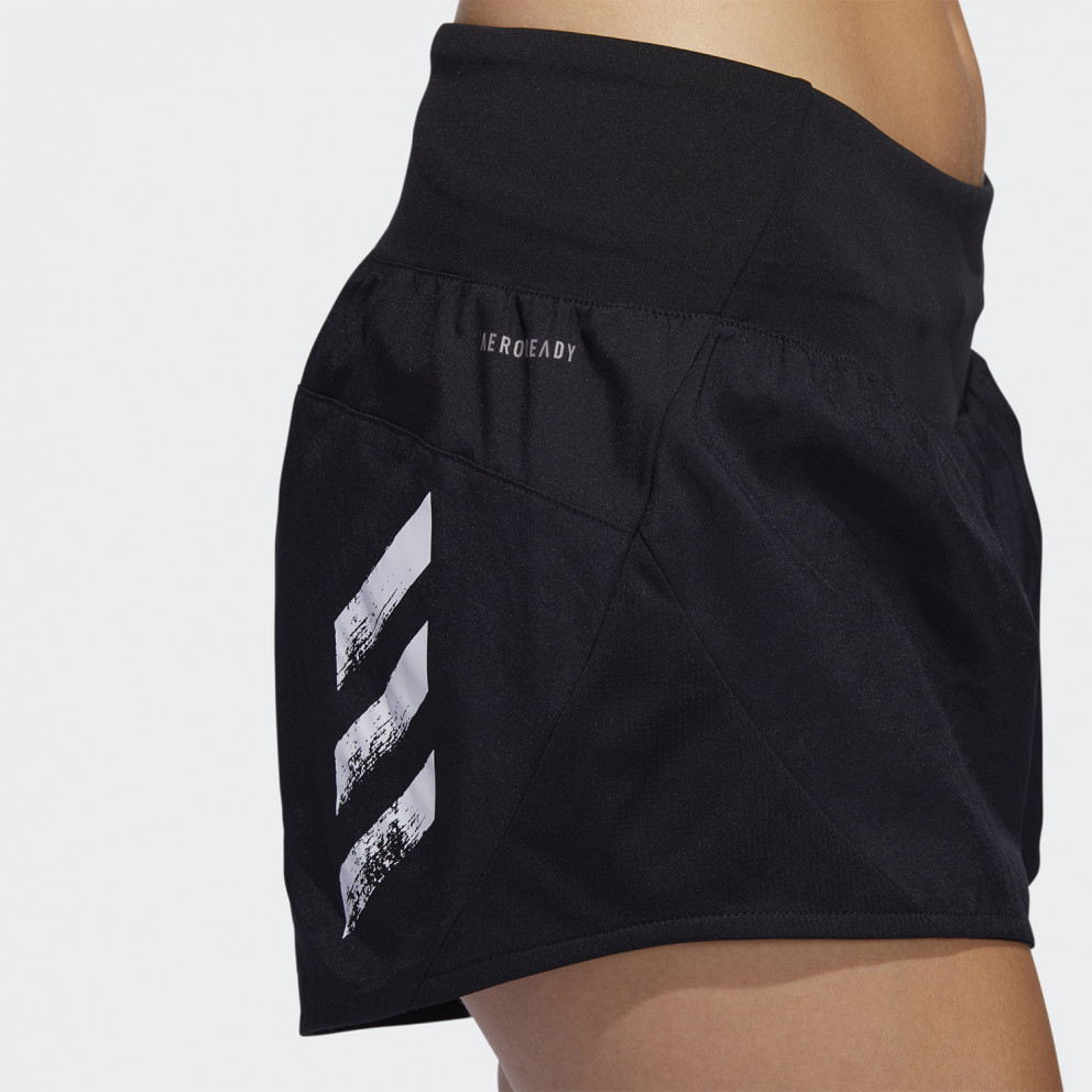 "adidas Performance Run It 3-Stripes Pb Women's Shorts 3"""