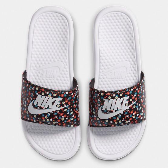 Nike Benassi JDI Print Γυναικείες Slides