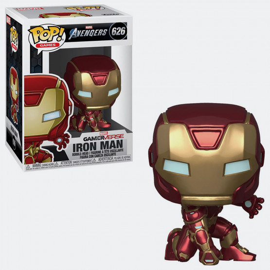 Funko Pop!  Marvel: Avengers Gameverse - Iron Man