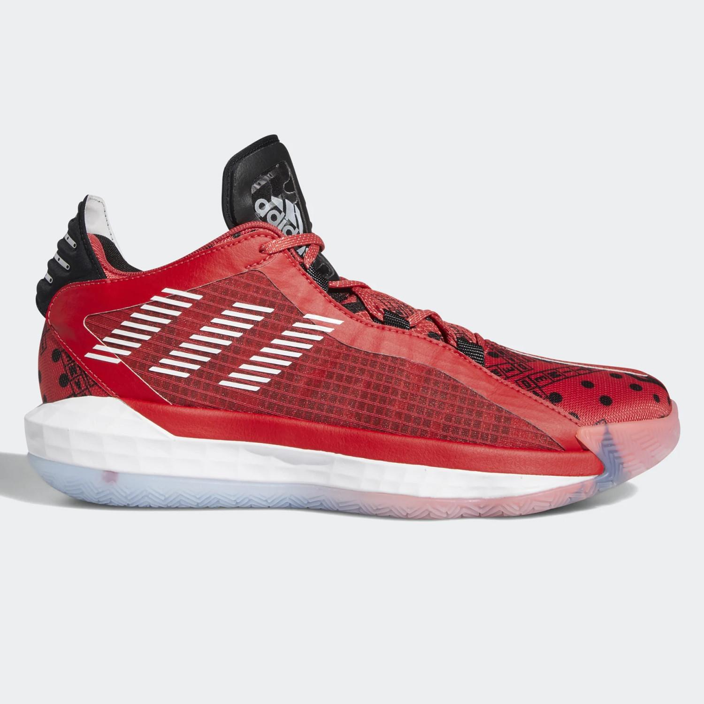 adidas Performance Dame 6 Ανδρικά Μπασκετικά Παπούτσια (9000046120_43650)