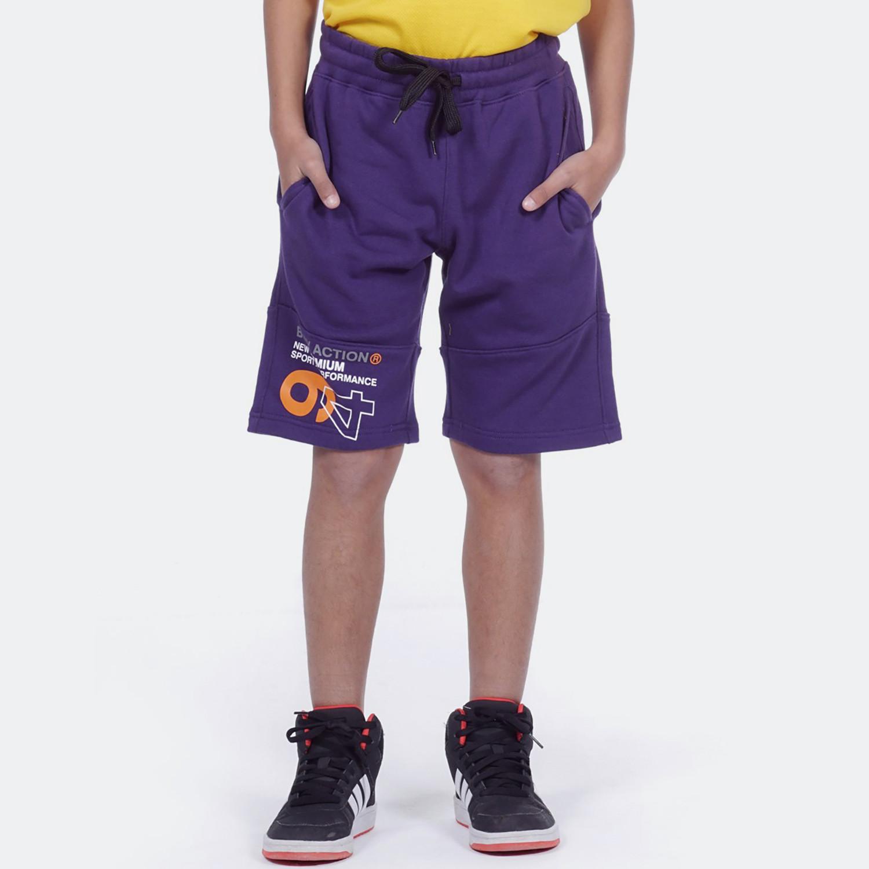 Body Action Boys Classic Bermuda Shorts (9000050107_1885)